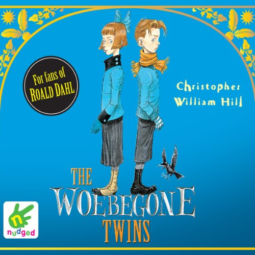 The Woebegone Twins audiobook cover art
