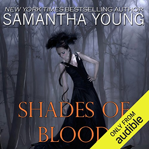 Couverture de Shades of Blood