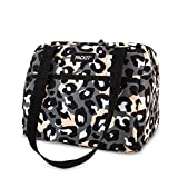 PackIt Freezable Hampton Lunch Bag, Wild Leopard Gray