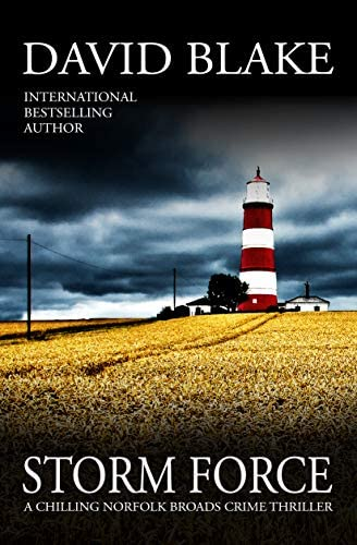 Storm Force A chilling Norfolk Broads crime thriller British Detective Tanner Murder Mystery product image