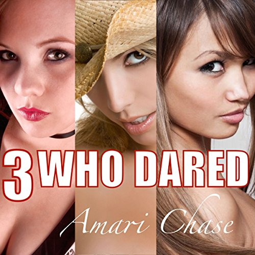 3 Who Dared audiobook cover art