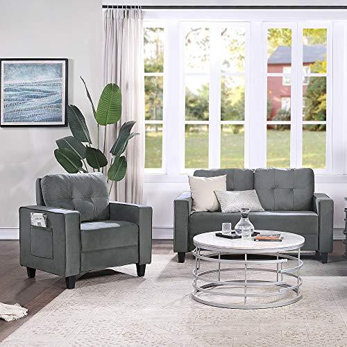 Y se puede entregar dentro de Tercet a los días heptad, duraderos, sin dividir y sillas de oficina, sillones modulares modulares, muebles de sofá innovadores, cubiertas de sofá modulares ( Size : D )