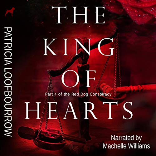 The King of Hearts audiobook cover art