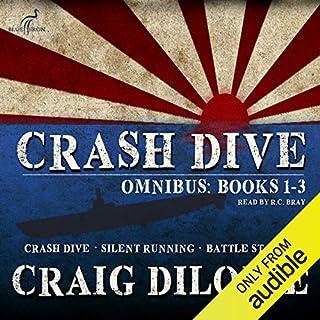 Crash Dive, Omnibus: Books 1-3 cover art