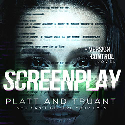 Screenplay audiobook cover art