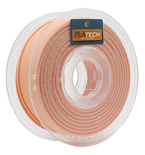 FFFworld 1 kg. PLA Tech Skin 1.75 mm. - Filamento PLA 1.75 con bobinado de precisión Optiroll - PLA Filament