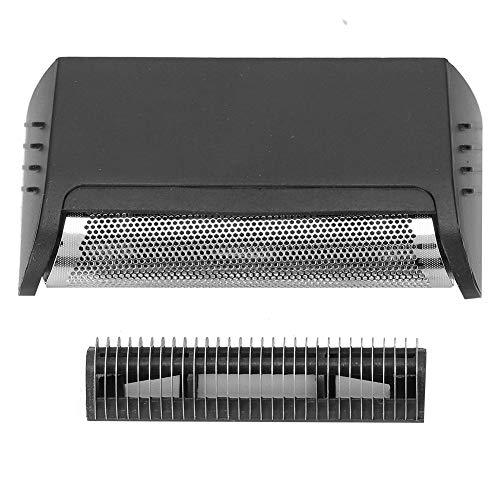 【𝐁𝐥𝐚𝐜𝐤 𝐅𝐫𝐢𝐝𝐚𝒚】Cabezal de lámina de afeitadora de repuesto duradero resistente al desgaste de alta calidad, cabezal de lámina de afeitadora eléctrica, para peluquería, peluquería