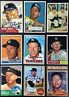 1967 mickey mantle baseball cards