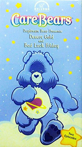 Care Bears Vol. 22 - Desert Gold and Bad Luck Friday (VHS)