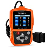 FOXWELL OBD2 Auto Code Scanners OBDII Automotive Diagnostics Scan Tool Check Car Engine