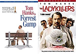 A Little Laughing... A Little Crying with the Talented Tom Hanks: Forrest Gump (Special Collector's Edition) +The Ladykillers (DVD Bundle/ 2 Feature Films)