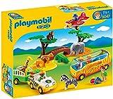 PLAYMOBIL- Large African Safari Playset, Multicolor (5047)