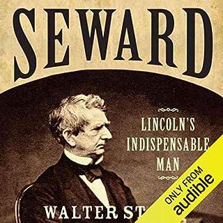 Seward audiobook cover art