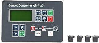 Controlador de grupo electrógeno, generador diésel, controlador de grupo electrógeno, generador de pantalla LCD diésel, controlador automático AMF-20