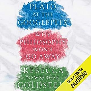 Plato at the Googleplex audiobook cover art