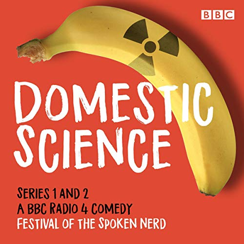 Domestic Science: Series 1 and 2 audiobook cover art