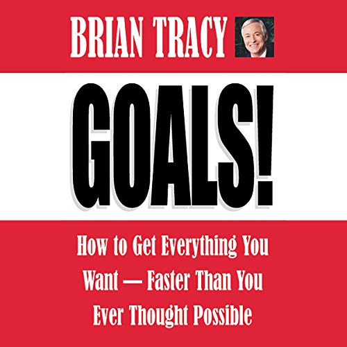 Goals! Audiobook By Brian Tracy cover art