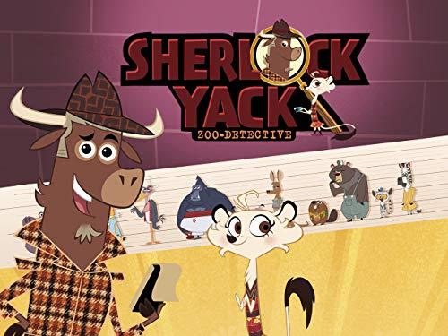Sherlock Yack, Temporada 1