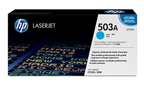 HP 503A Cyan Original LaserJet Tonerkartusche