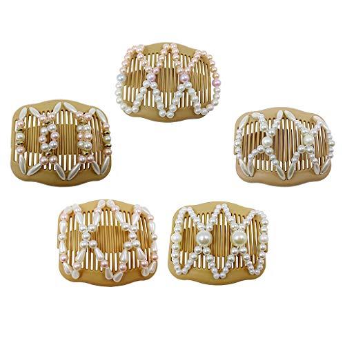 Cajymjxna - Espanditore da polso per aumentare la forza del polso, a molla, 10 – 40 kg, regolabile Blu