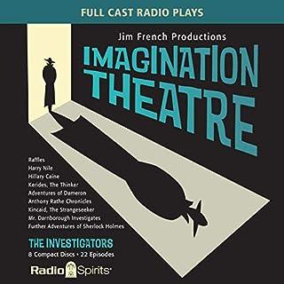 Imagination Theatre audiobook cover art