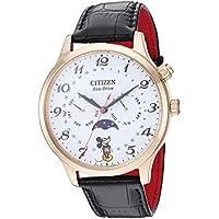 Citizen AP1053-15W Mickey Mouse White Dial Watch