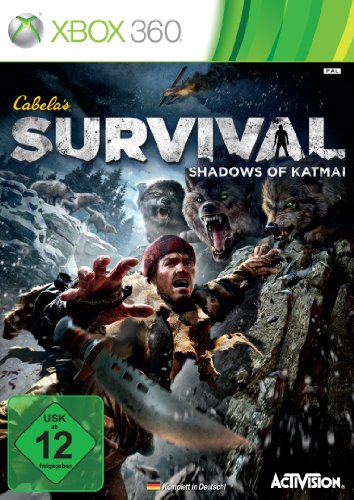 Cabela's Survival: Shadows of Katmai [Edizione: Germania]
