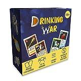 Drinking War (Version française) : Le Jeu stratégique à Boire pour des soirées...