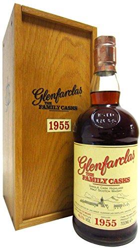 Glenfarclas - The Family Casks #2211-1955 52 year old Whisky