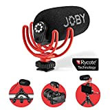 JOBY Microfono Compatto Supercardioide Wavo On-Camera con...