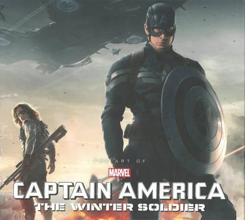 Download Marvel's Captain America: The Winter Soldier: The Art of the Movie Slipcase 0785184449