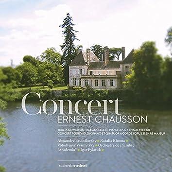 Chausson: Concert