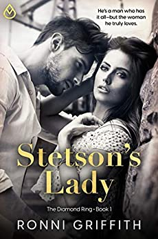 Stetson's Lady (Diamond Ring Book 1) by [Ronni Griffith]