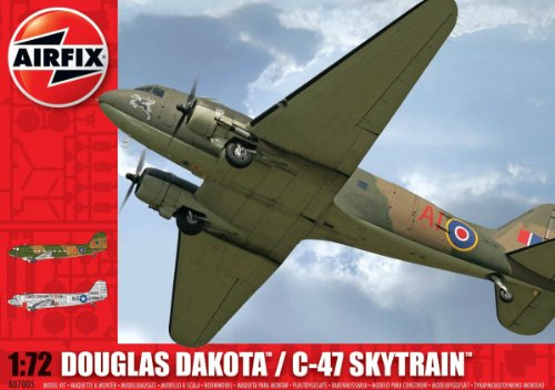 Airfix A07005 - Douglas Dakota/C-47 Skytrain
