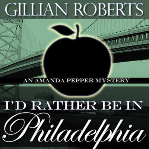 I'd Rather Be in Philadelphia audiobook cover art