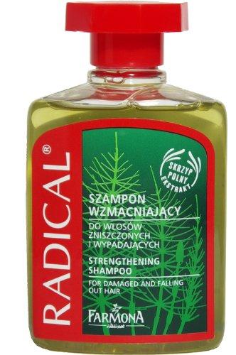 Farmona Radical Pferdeschwanz Stärkung Shampoo Gegen Haarausfall 330 ml