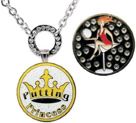 Navika Magnetic Necklace with Swarovski Crystal Golfaholic G Save Max 42% OFF money and