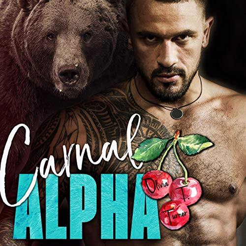 Carnal Alpha audiobook cover art