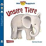 Baby Pixi (unkaputtbar) 44: Mein Baby-Pixi-Buggybuch: Unsere Tiere (44)