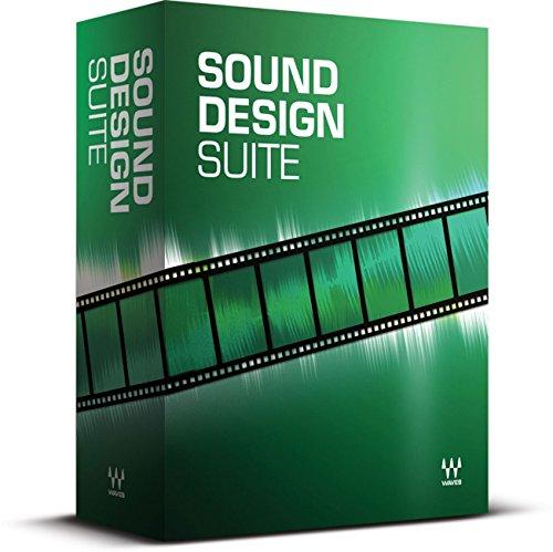 Waves Sound Design Suite Plug-in Bundle - SoundGrid / TDM