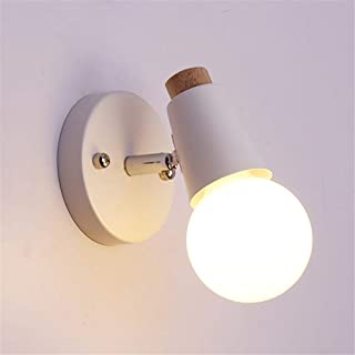 Lampara Vintega del Pared,E27 LED Apliques de pared,