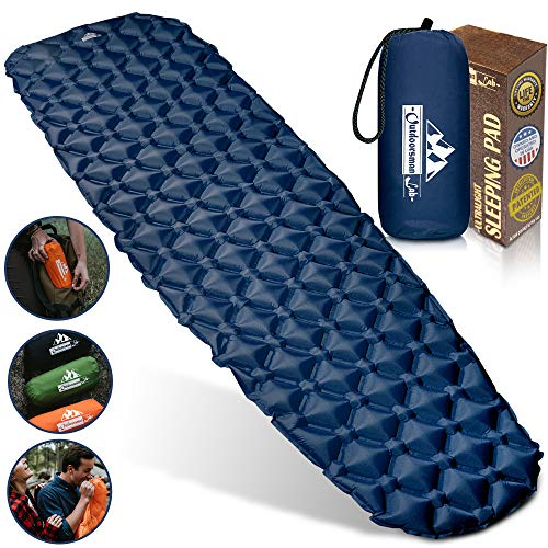 Outdoorsman Lab Camping Sleeping Pad