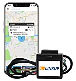 Linxup LPWAS1 Wired GPS Tracker with Real Time 4G GPS Tracking, Car/Truck Tracking Device and Locator, No Contracts