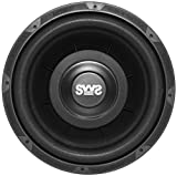 Earthquake Sound SWS-12X Shallow Woofer System 12-inch Car Subwoofer, 4-Ohm (Single)
