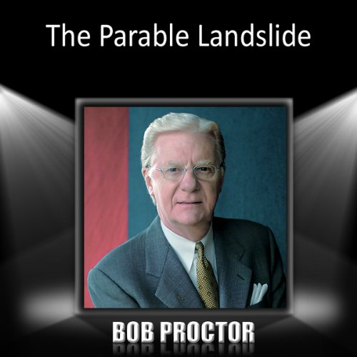 The Parable Landslide audiobook cover art