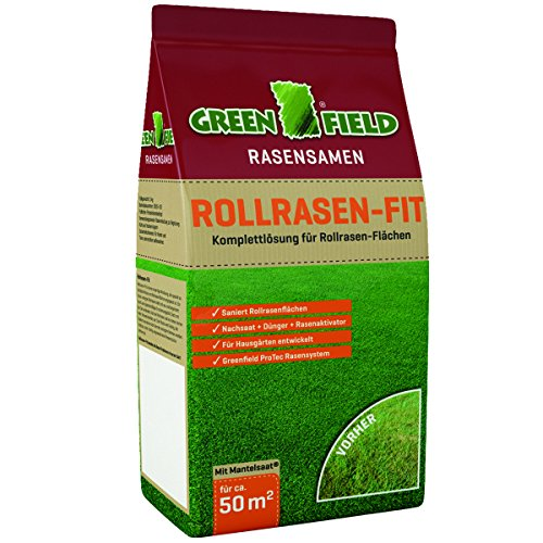 Greenfield Rollrasen-Fit, 3 kg