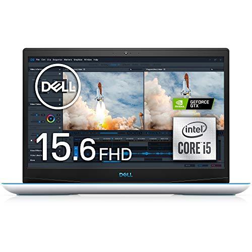 Dell ゲーミングノートパソコン Dell G3 15 3500 ホワイト Win10/15.6FHD/Core i5-10300H/8GB/256GB SSD+1T...
