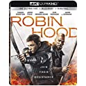 Robin Hood [Includes Digital Copy] [4K Ultra HD Blu-ray/Blu-ray] [2018]