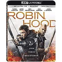 Robin Hood [Includes Digital Copy] [4K Ultra HD Blu-ray/Blu-ray] [2018]