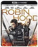 Robin Hood [4K UltraHD] [Blu-ray]
